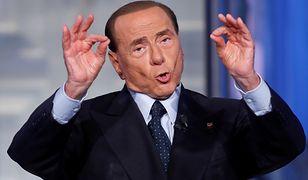 Silvio Berlusconi trafił do szpitala. Ostry atak kolki nerkowej
