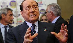 Koronawirus. Silvio Berlusconi w szpitalu