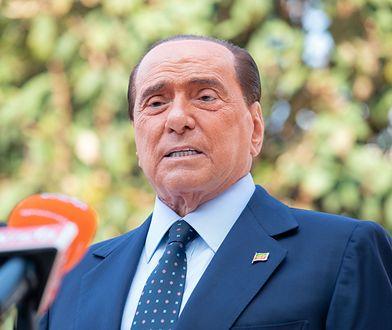 Silvio Berlusconi znów w szpitalu. Nowe informacje o jego stanie zdrowia