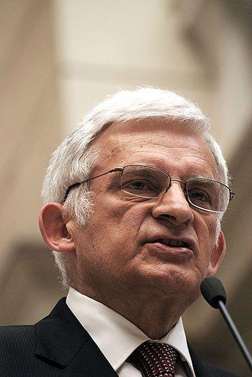 """Jerzy Buzek Człowiekiem Roku tygodnika """"Wprost"""""""