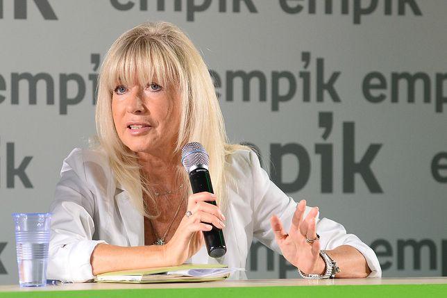 Anna Maria Wesołowska wypowiedziała się na temat sądownictwa w Polsce