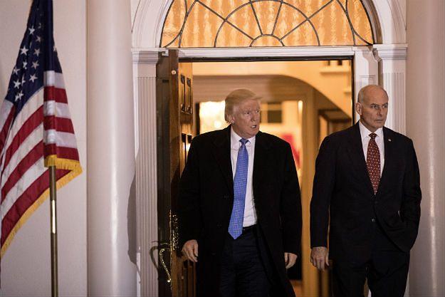 Już trzech generałów w gabinecie Donalda Trumpa, a może być ich jeszcze więcej. Nie wszystkich w USA to cieszy
