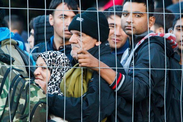 Program relokacji uchodźców w stanie krytycznym