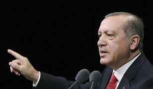 Inwazja na Syrię. Prezydent Turcji szantażuje UE. Recep Erdogan: Możemy otworzyć bramy uchodźcom