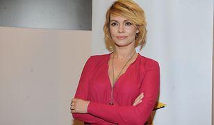 Weronika Marczuk w półnagiej sesji zdjęciowej. Pozowała z córeczką