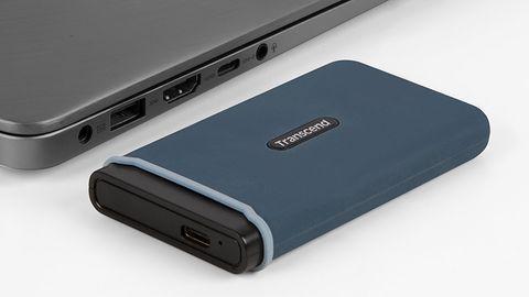 Transcend ESD350C – przenośny dysk USB-C z odczytem do 1050 MB/s
