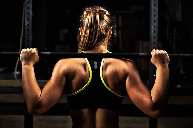 Ćwiczenia na siłowni wymagają najpierw rozgrzewki