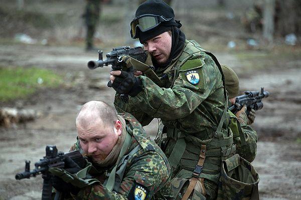 Ofensywa sił ukraińskich koło Mariupola przeciw prorosyjskim separatystom