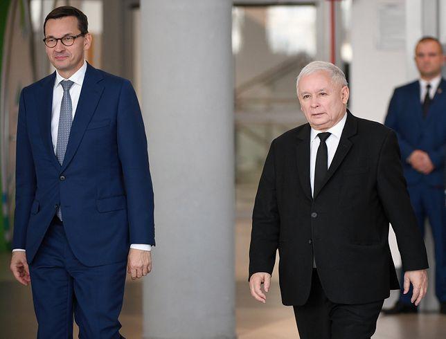 Zaskakujące doniesienia. Centrala PiS miała zablokować przeprosiny premiera Mateusza Morawieckiego