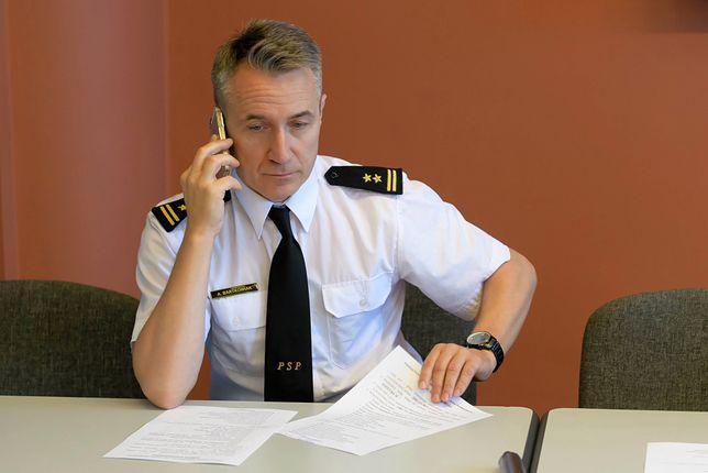 Nowy szef straży pożarnej może zarabiać więcej niż prezydent. Strażacy walczą o podwyżki