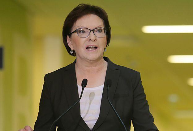Ewa Kopacz: nie wierzę, że Unia Europejska byłaby w stanie przehandlować Ukrainę za Syrię
