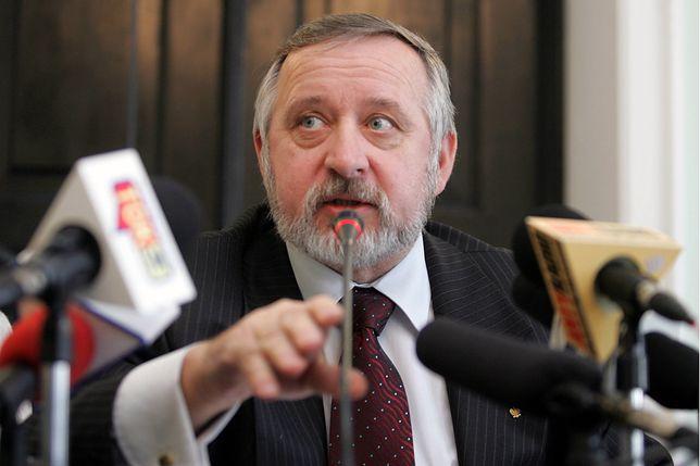 Jan Bestry to były poseł Samoobrony