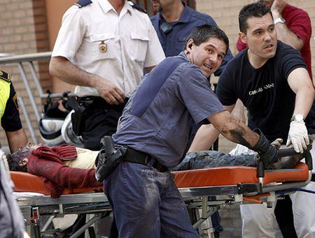 41 osób zginęło w katastrofie metra w Walencji