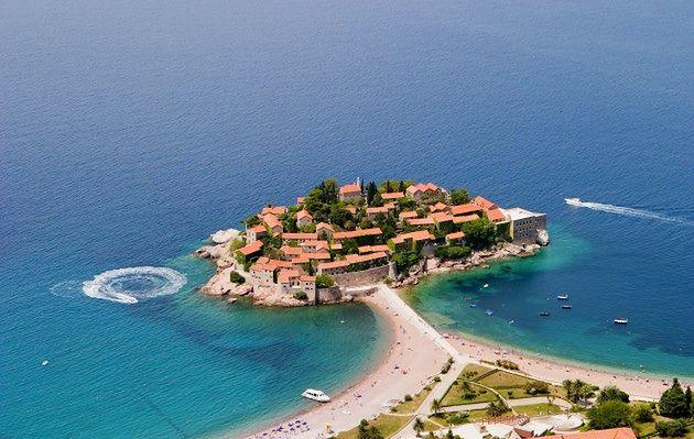 Malowniczy zakątek Czarnogóry
