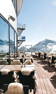 Schaufelspitz najlepszą restauracją w Alpach