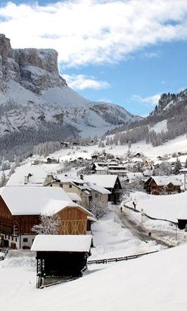 Alta Badia - najsłynniejszy kurort Włoch