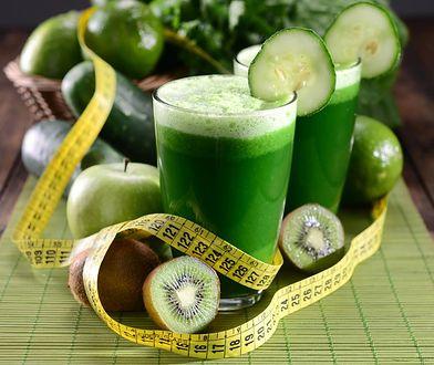 Zielony koktajl może dać wam energię na długo
