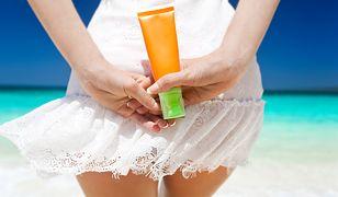 Krem z filtrem UV stanowi podstawowy kosmetyk przeciwsłoneczny.