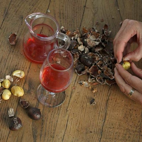 Tyrolskie święto kasztanów i młodego wina - Törggelen
