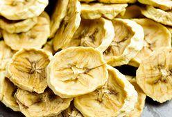 Suszone banany – smaczna i zdrowa przekąska, którą możesz zrobić w domu