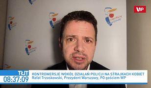 Warszawa. Nie będzie ulicy Lecha Kaczyńskiego? Trzaskowski tłumaczy swoją decyzję