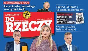 """W najnowszym numerze """"Do Rzeczy"""" skupiono się na roli, jaką TVN odgrywa w polityce"""