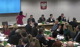 Komisja Sprawiedliwości i prace nad projektem PiS ws. sędziów. Burzliwe obrady