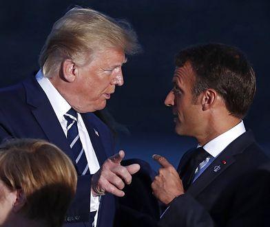 Konflikt USA-Iran. Francja nie posłuchała Donalda Trumpa