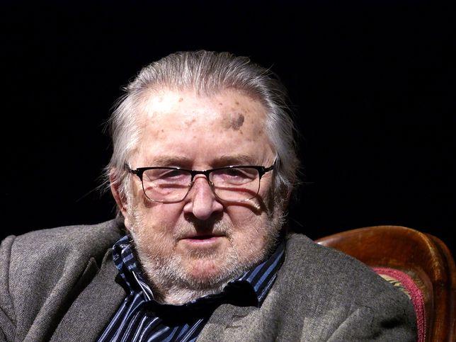 Kazimierz Kutz to 89-latek. Walczył z rakiem prostaty