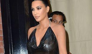 Kim Kardashian zaliczyła kilka wpadek jednego dnia