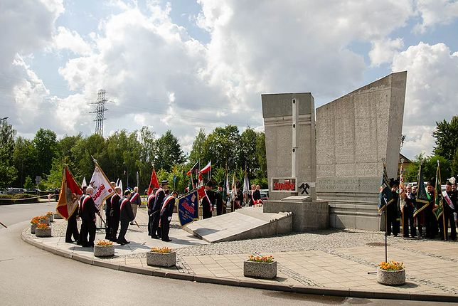 Jastrzębie Zdrój. Pomnik Porozumienia Jastrzębskiego znalazł się na Szlaku Wolności.