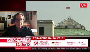 Agnieszka Holland: boli mnie, że nie mogę się identyfikować z tą władzą