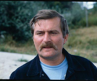 Lech Wałęsa w latach 80.