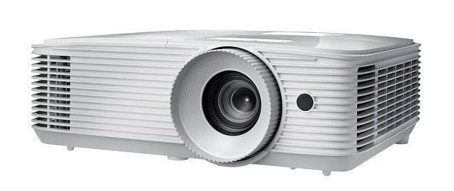 Optoma HD27e to niedrogi projektor, który pozwoli nam stworzyć kino domowe z budżetem nieprzekraczającym 3000 złotych.