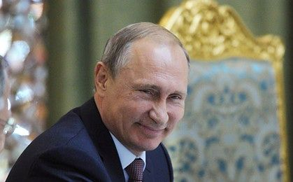Biznes po rosyjsku: kawiarnia poświęcona Putinowi
