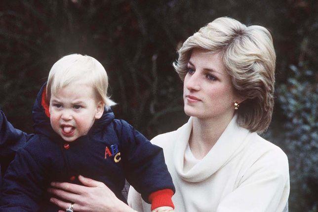 Tak Diana powiedziała o romansie Williamowi. Bała się jego reakcji