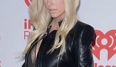 Kesha lubi  pokazywać się w bieliźnie
