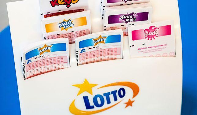 Wyniki losowań Lotto 23.07