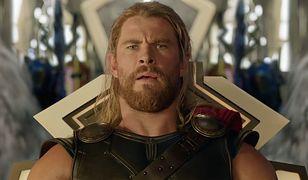 "Chris Hemsworth w filmie ""Thor Ragnarok"""