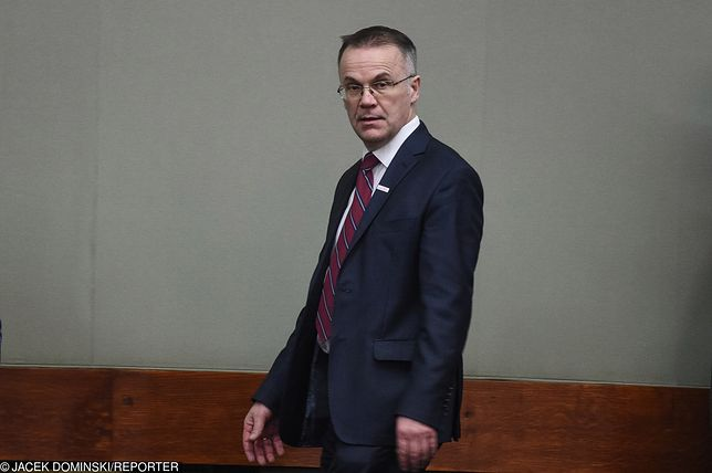 Jarosław Sellin protestuje przeciwko debacie środowiska LGBT w ECS