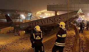 Katastrofa Tu-204 w Moskwie