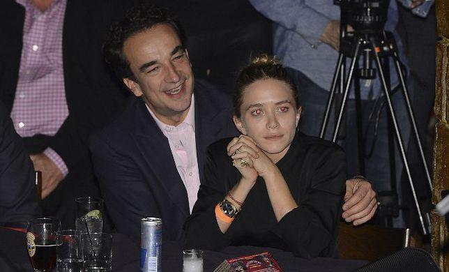 Mary-Kate Olsen i Olivier Sarkozy: już po ślubie!