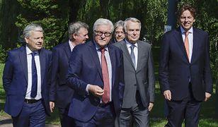 """Steinmeier: Wyraziliśmy zdecydowaną wolę utrzymania jedności Europy. Negocjacje ws. Brexitu """"jak najszybciej"""""""