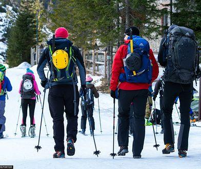 W Tatrach nie widać lockdownu. Na szlakach sporo turystów. Interweniował TOPR