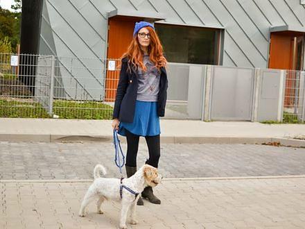Magdalena Kostyszyn: Sukienka to najbardziej kobieca część garderoby