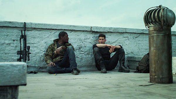 Marvel: The Punisher 02:10 – Serca pełne mroku (The dark hearts of men)