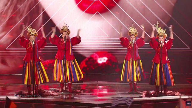 Ile punktów zdobyła Tulia na Eurowizji 2019?