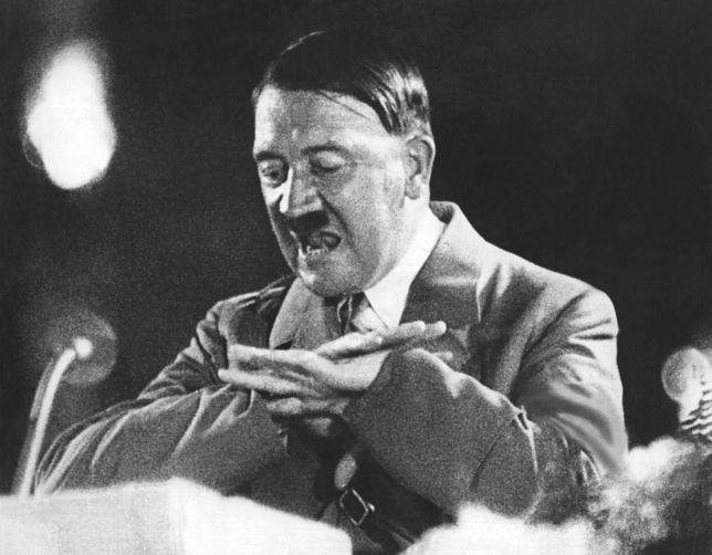"""""""Hitler- jak zostałem dyktatorem""""- oglądaj w Telewizji WP w poniedziałki i wtorki o 19.00"""