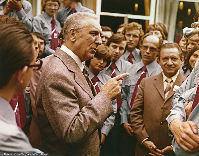 Adam Gierek dla WP: mój ojciec nie był ideologiem socjalizmu, był przede wszystkim Polakiem