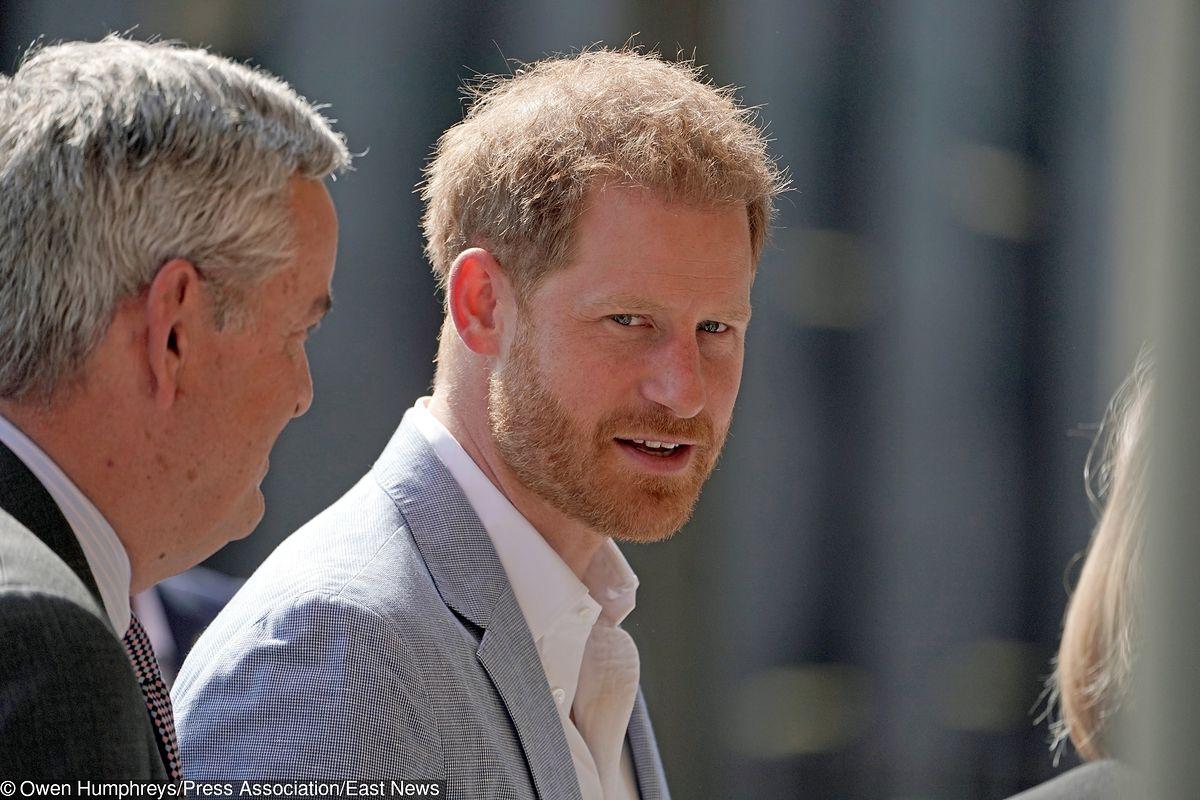 Książę Harry skrytykowany za swoje podejście do liczby dzieci